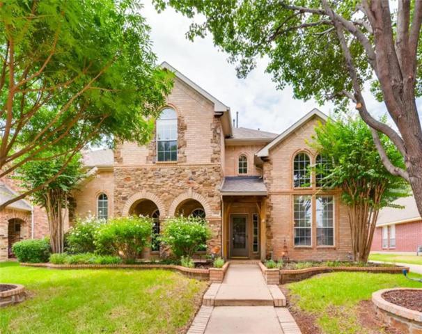 1802 Windsong Circle, Keller, TX 76248 (MLS #13886318) :: Team Hodnett