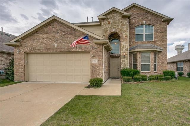 154 Hampton Drive, Fate, TX 75087 (MLS #13886345) :: Team Hodnett