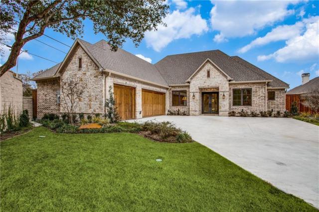 6913 Valley View Lane, Dallas, TX 75240 (MLS #13886537) :: RE/MAX Landmark