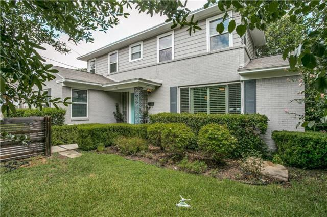 1132 N Hampton Road, Dallas, TX 75208 (MLS #13886713) :: Team Hodnett