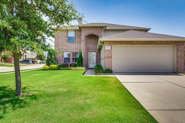 1316 Water Lily Drive, Little Elm, TX 75068 (MLS #13887285) :: Team Hodnett