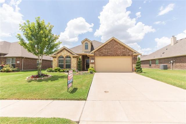 122 Althea Drive, Waxahachie, TX 75165 (MLS #13887859) :: RE/MAX Landmark