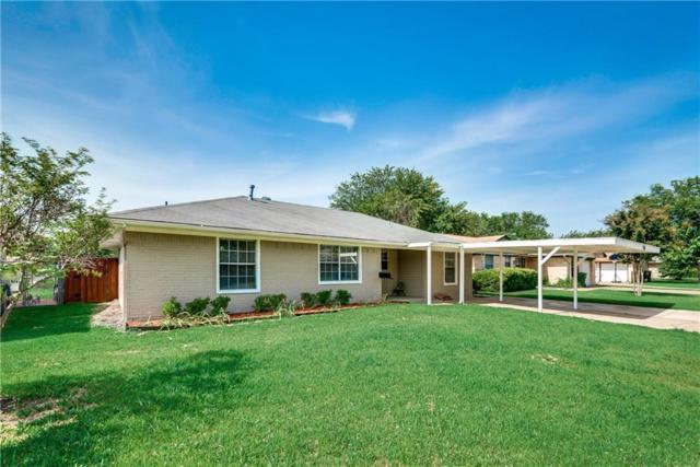 706 Carpenter Drive, Garland, TX 75040 (MLS #13887873) :: Team Hodnett