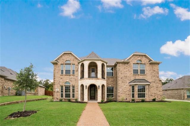 933 Heath Creek Drive, Desoto, TX 75115 (MLS #13888001) :: The Real Estate Station