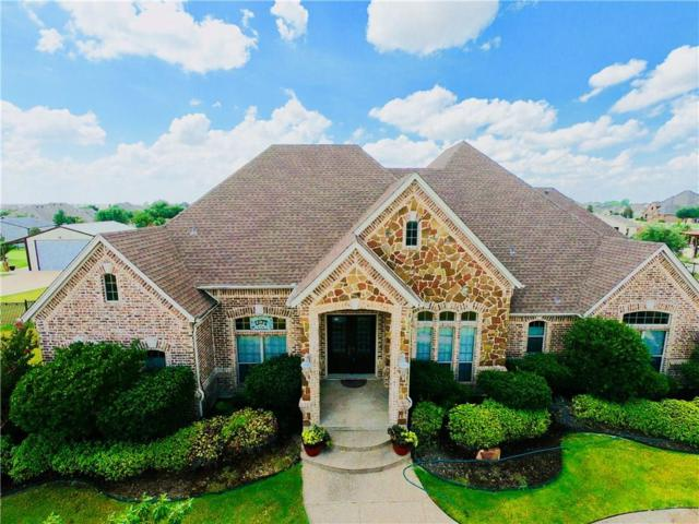 1545 Willow Tree Drive, Fort Worth, TX 76052 (MLS #13888713) :: The Real Estate Station