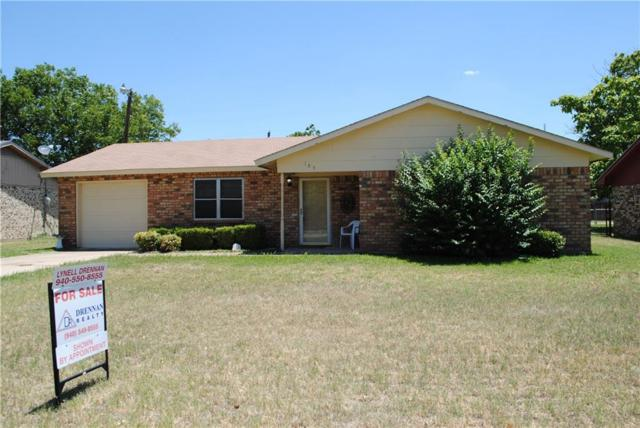 185 Hampton Street, Graham, TX 76450 (MLS #13888725) :: RE/MAX Landmark