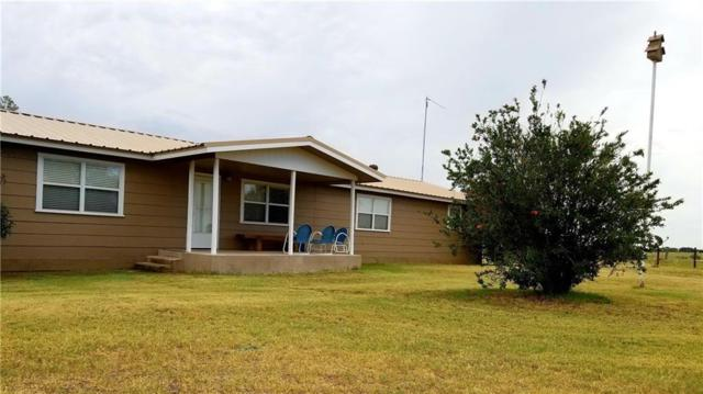 3510 County Road 435, Anson, TX 79501 (MLS #13889043) :: The Tonya Harbin Team