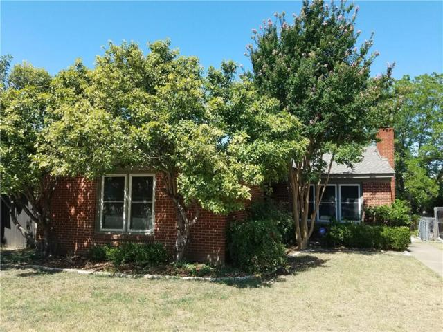 2732 Forest Park Boulevard, Fort Worth, TX 76110 (MLS #13889064) :: RE/MAX Town & Country