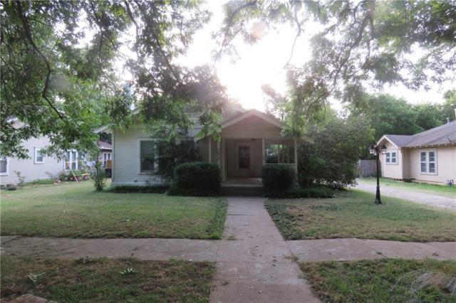 109 Bellevue Drive, Cleburne, TX 76033 (MLS #13889105) :: RE/MAX Pinnacle Group REALTORS