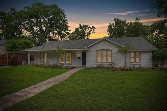4208 Glenwood Drive, Fort Worth, TX 76109 (MLS #13889279) :: NewHomePrograms.com LLC