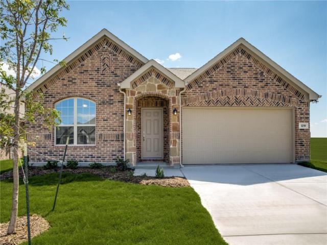 1219 Timberfalls Drive, Anna, TX 75409 (MLS #13889418) :: Team Hodnett