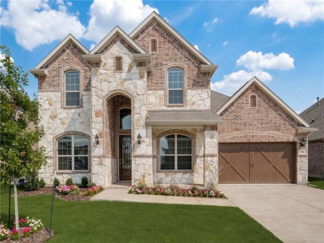 2705 Driftwood Creek Trail, Celina, TX 75078 (MLS #13889607) :: Frankie Arthur Real Estate