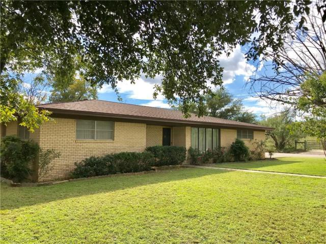 704 N Westwood, Breckenridge, TX 76424 (MLS #13889620) :: Kimberly Davis & Associates