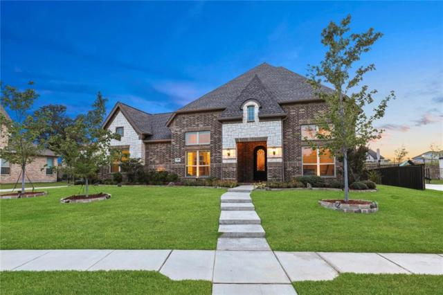 7008 Monet, Colleyville, TX 76034 (MLS #13889702) :: Coldwell Banker Residential Brokerage