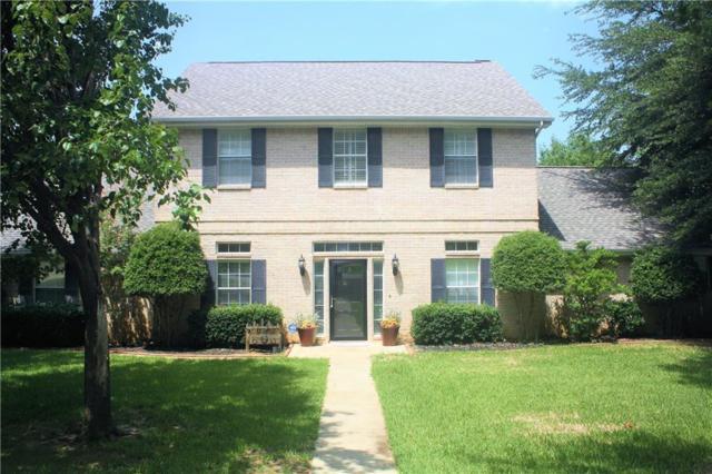 1813 Lakeridge Drive, Weatherford, TX 76087 (MLS #13889977) :: RE/MAX Landmark