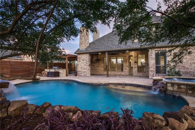 120 Stoneleigh Drive, Heath, TX 75032 (MLS #13890146) :: Exalt Realty