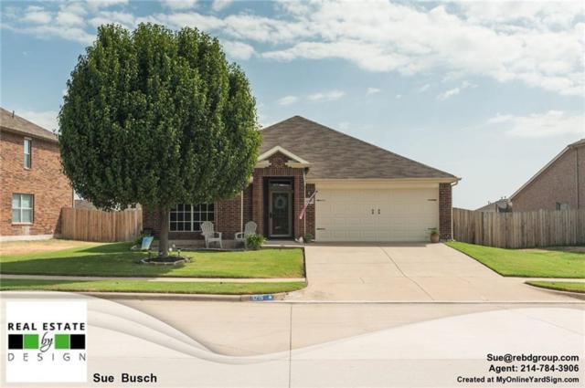8215 Mossberg Drive, Arlington, TX 76002 (MLS #13890206) :: Century 21 Judge Fite Company