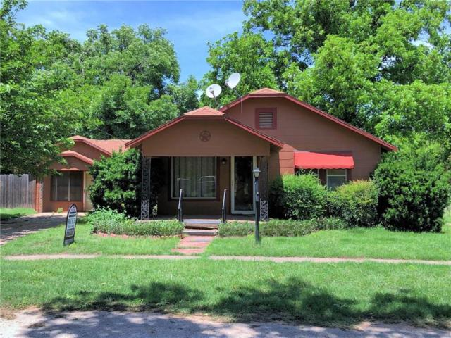 508 S 12th Street, Haskell, TX 79521 (MLS #13890349) :: The Mitchell Group