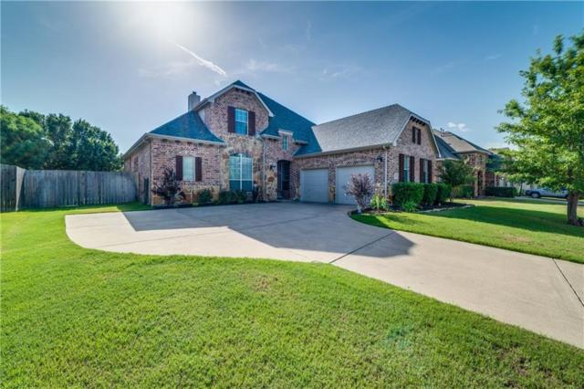 1714 Almond Drive, Mansfield, TX 76063 (MLS #13890461) :: The Mitchell Group