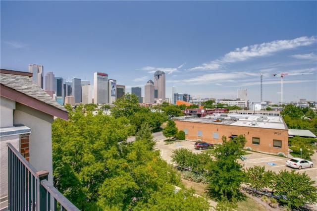 2706 Floyd Street, Dallas, TX 75204 (MLS #13890650) :: Team Tiller