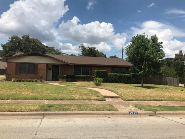1415 Dory Lane, Irving, TX 75061 (MLS #13890728) :: Magnolia Realty