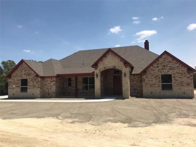 131 Tommy Norris Court, Weatherford, TX 76088 (MLS #13890748) :: Team Hodnett