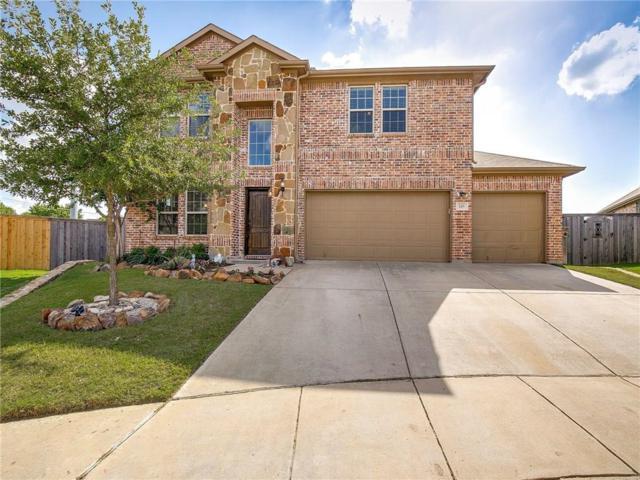 809 Waller Drive, Fate, TX 75087 (MLS #13890916) :: Baldree Home Team