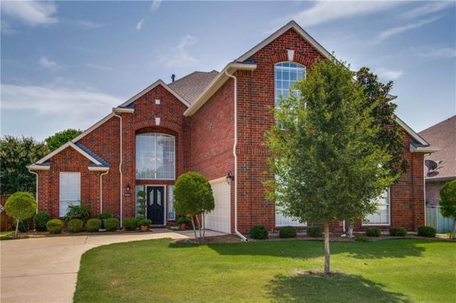 6204 Plantation Lane, Frisco, TX 75035 (MLS #13890988) :: Team Hodnett