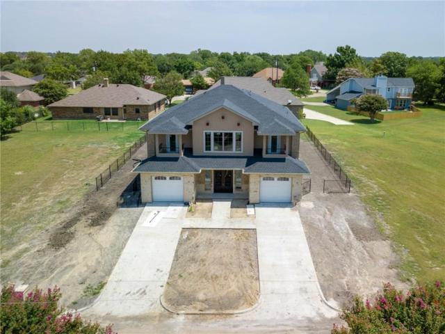 202 Scenic Drive, Heath, TX 75032 (MLS #13891008) :: Team Hodnett