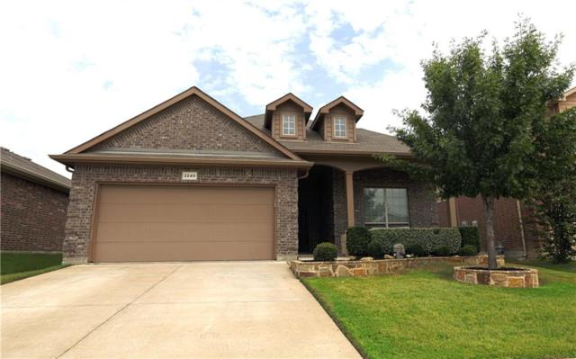 2245 Frosted Willow Lane, Fort Worth, TX 76177 (MLS #13891065) :: Magnolia Realty