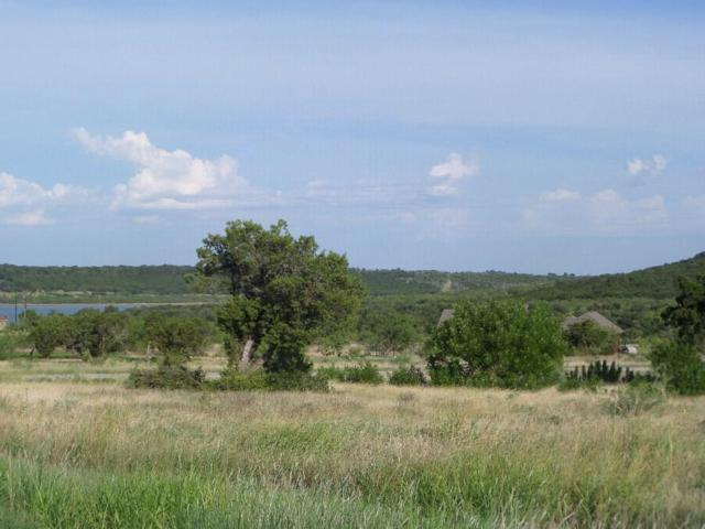 LT 984 Birds Eye Court, Graford, TX 76449 (MLS #13891520) :: The Rhodes Team