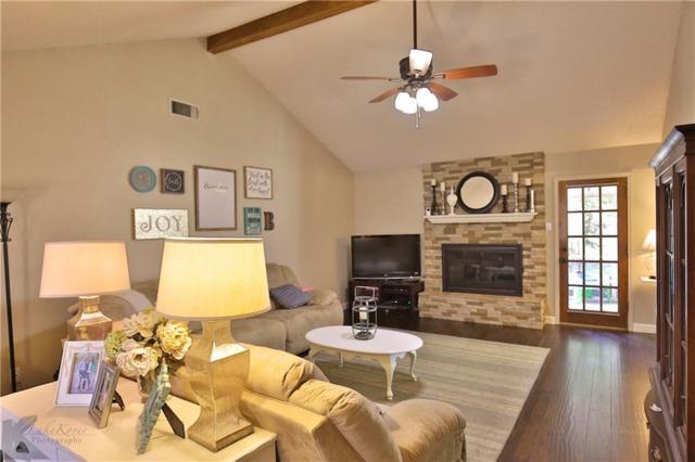 1333 Summoner Lane, Abilene, TX 79602 (MLS #13891715) :: Team Hodnett