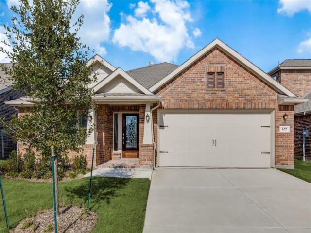 407 George Drive, Fate, TX 75189 (MLS #13892544) :: RE/MAX Landmark