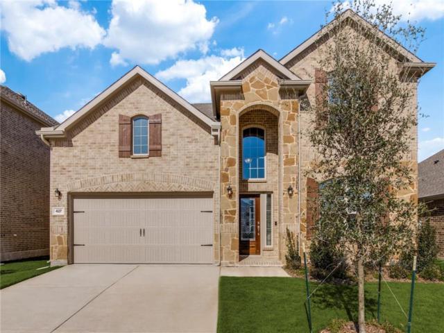 427 George Drive, Fate, TX 75189 (MLS #13892581) :: Kimberly Davis & Associates