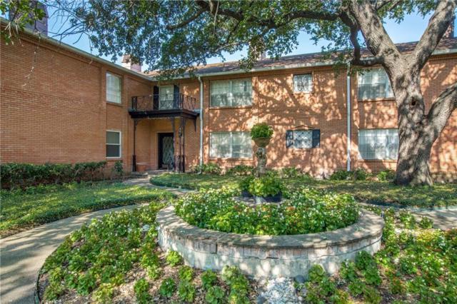 6109 Bandera Avenue 6109C, Dallas, TX 75225 (MLS #13892611) :: The Chad Smith Team