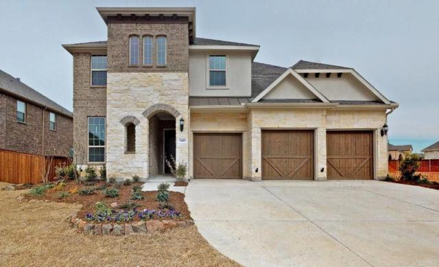 7409 River Park Drive, Mckinney, TX 75071 (MLS #13892675) :: Kimberly Davis & Associates