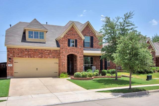 12904 Parade Grounds Lane, Fort Worth, TX 76244 (MLS #13892677) :: Team Hodnett