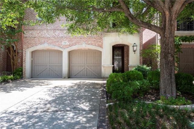 7323 Hill Forest Drive, Dallas, TX 75230 (MLS #13892822) :: The Real Estate Station