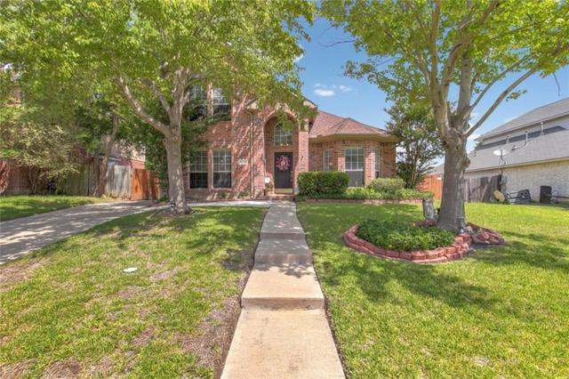 1623 Churchill Lane, Mansfield, TX 76063 (MLS #13892855) :: Team Hodnett