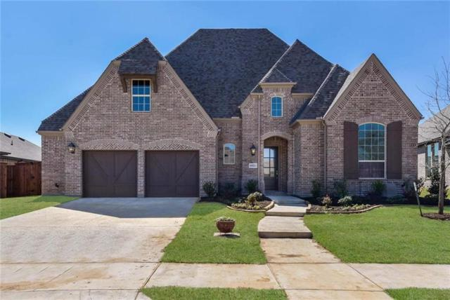 10813 Sycamore Falls Drive, Flower Mound, TX 76226 (MLS #13892936) :: Real Estate By Design