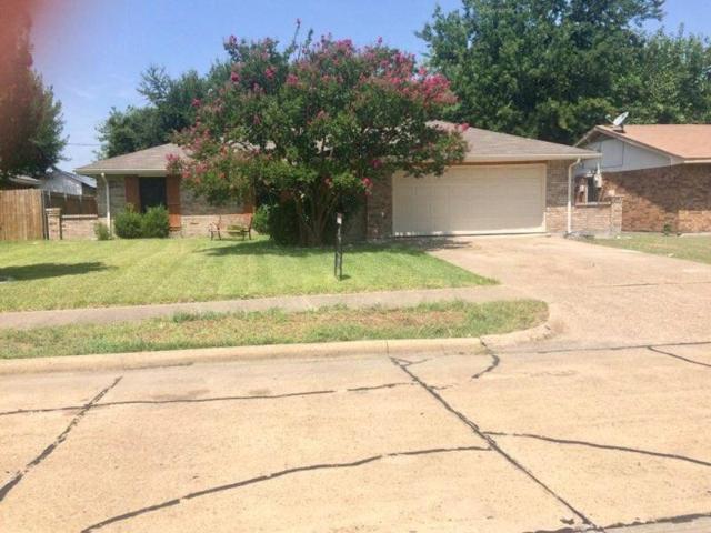 2605 Baylor Drive, Rowlett, TX 75088 (MLS #13893061) :: Team Hodnett