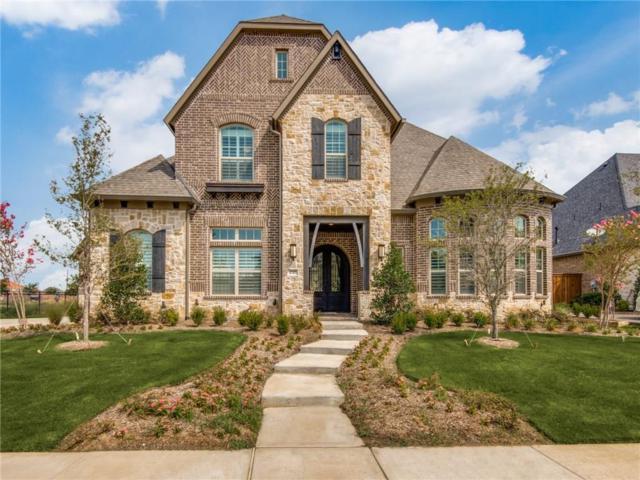 1717 Bunkhouse Road, Frisco, TX 75034 (MLS #13893647) :: Team Hodnett