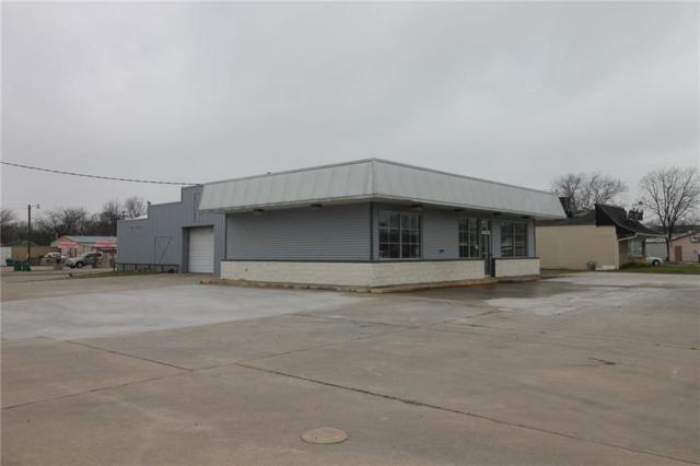 606 W Highway 82, Gainesville, TX 76240 (MLS #13894182) :: The Mauelshagen Group