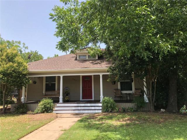 607 Williams Street, Waxahachie, TX 75165 (MLS #13894306) :: Team Hodnett