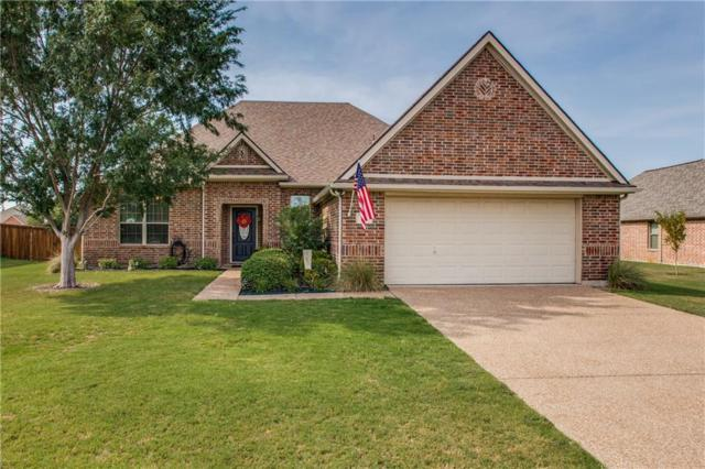336 Creekside Trail, Argyle, TX 76226 (MLS #13894858) :: RE/MAX Landmark