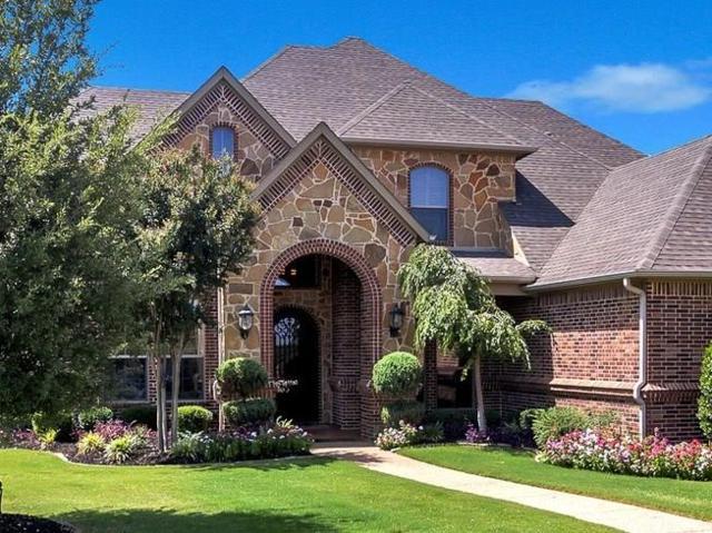 1516 Hawthorne Lane, Keller, TX 76262 (MLS #13895066) :: The Holman Group