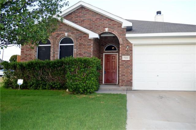 7101 Crenshaw Drive, Benbrook, TX 76126 (MLS #13895496) :: Team Hodnett
