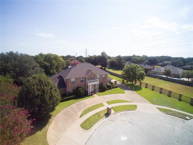 7201 Grand Lake Court, Arlington, TX 76016 (MLS #13895562) :: RE/MAX Town & Country