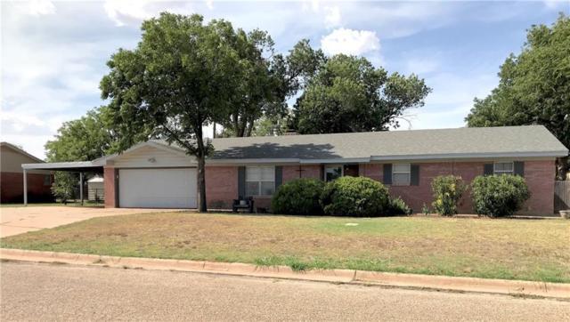 1405 Compton, Stamford, TX 79553 (MLS #13895649) :: Century 21 Judge Fite Company