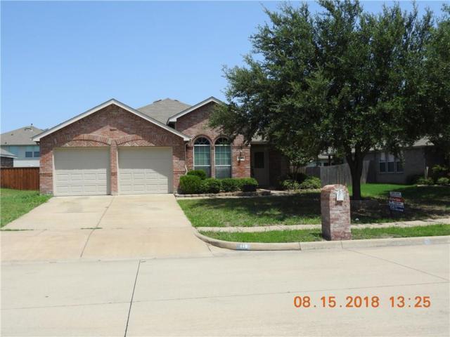 116 Hazelnut Trail, Forney, TX 75126 (MLS #13896110) :: RE/MAX Landmark